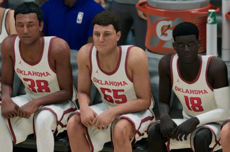 How to change your MyCareer nickname in NBA 2K22