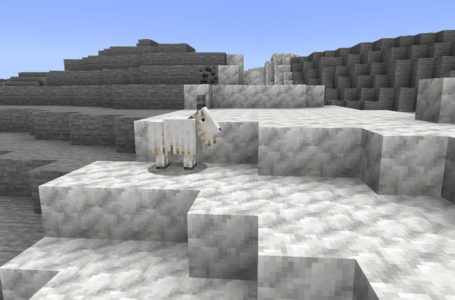 Stony Peaks biome introduced in new Minecraft Snapshot 21w37a