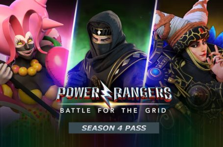 Power Rangers: Battle for the Grid is adding classic characters Rita Repulsa and Adam Park in Season 4