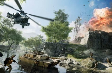 Battlefield 2042 has been delayed a full month to November