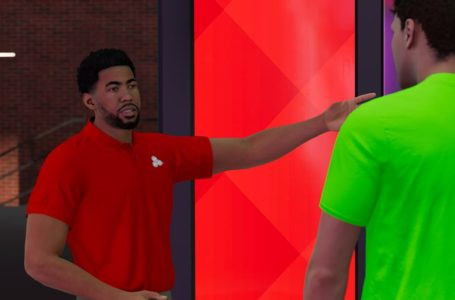 NBA 2K22: How to complete the Meet Jake from State Farm quest