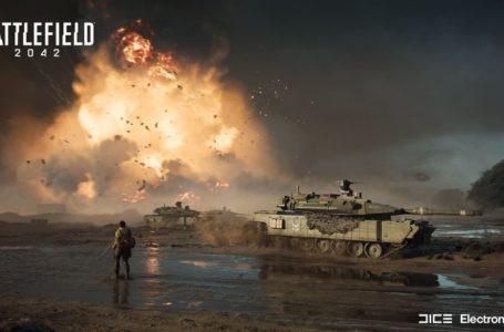 Battlefield 2042 open beta reportedly delayed until October [Updated]