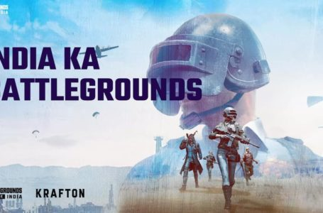 Battlegrounds Mobile India (BGMI) 1.6 APK and OBB download links