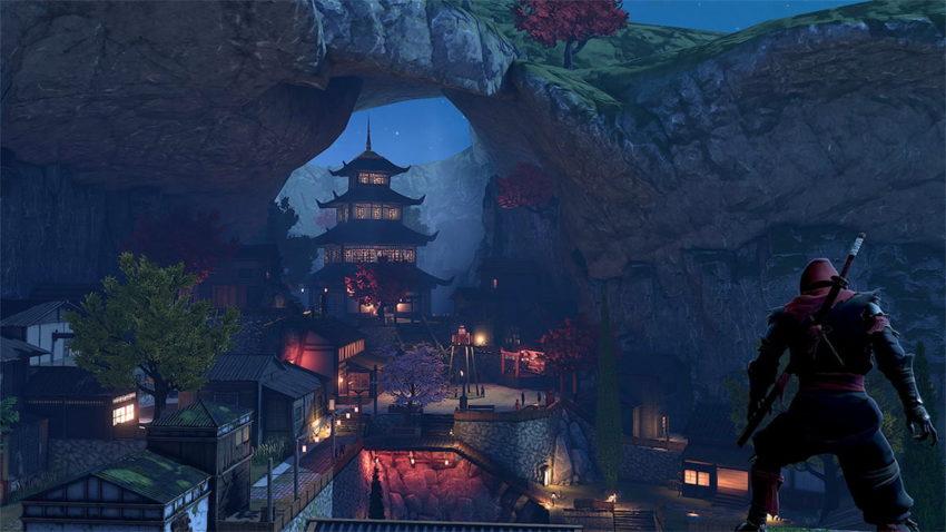 Aragami 2 City