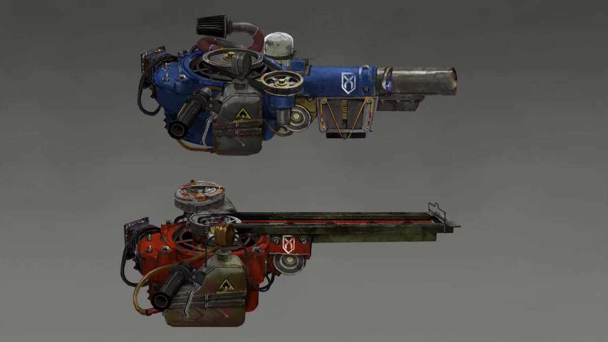 Dying light 2 weapons