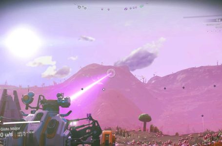 How to build the Minotaur Laser in No Man's Sky
