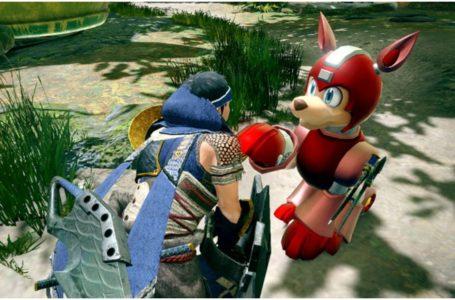 "Monster Hunter Rise ""Mega Man collab"" announced, adds Rush"