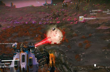 How to build the Minotaur Bore in No Man's Sky