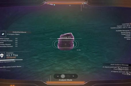 How to complete Geologist in No Man's Sky Expedition Three: Cartographers