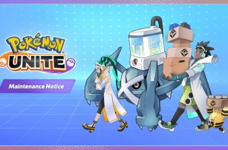 Pokémon Unite will not be playable for 10 hours on Tuesday