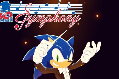 Sonic 30th Anniversary Symphony album now available on iTunes and Apple Music
