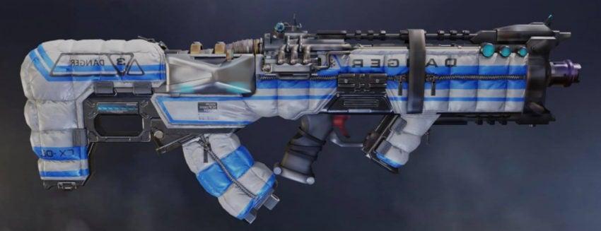BK57 - Flash Freeze
