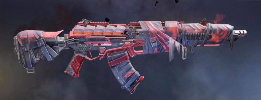 CR-56 AMAX - Red Death