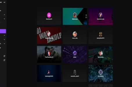 How to see who follows your channel on Twitch