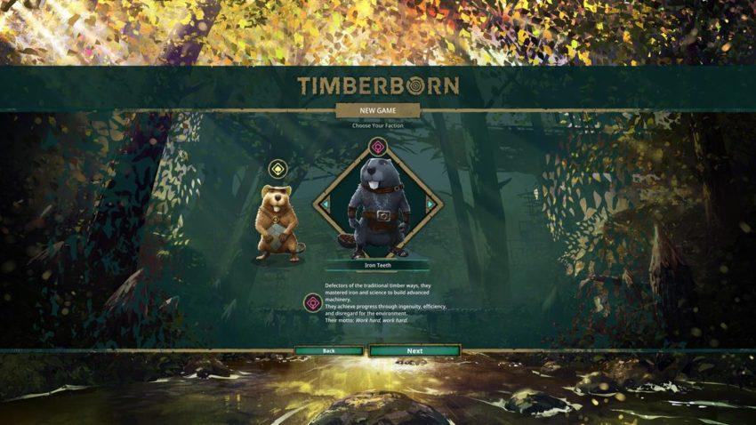 Unlock Timberborn's Iron Teeth