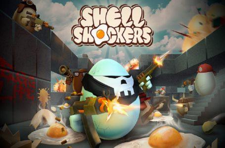 All Shell Shockers codes (September 2021)