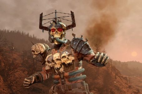 How to get the Face Breaker in Fallout 76