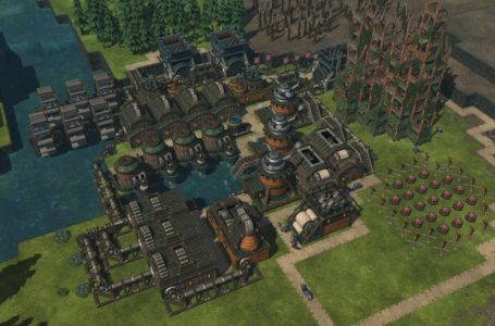 How to generate power for your buildings in Timberborn