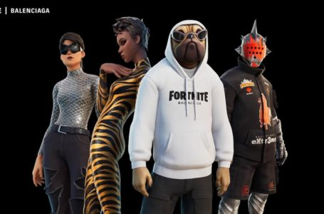Fortnite teams up with Balenciaga fashion company for new in-game and real-life cosmetics