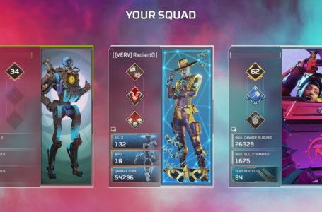 How to prevent freezing at the 'Your Squad' screen in Apex Legends