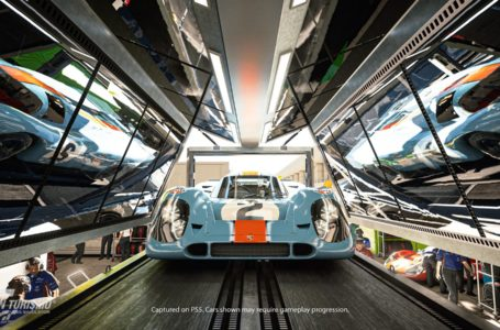All cars included in Gran Turismo 7