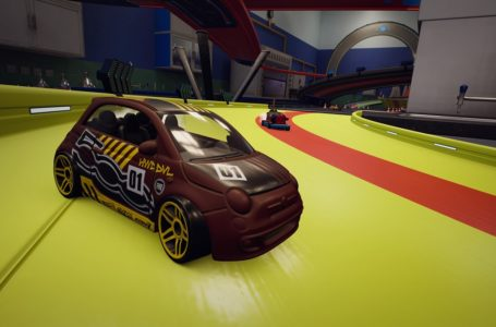How to drift in Hot Wheels Unleashed