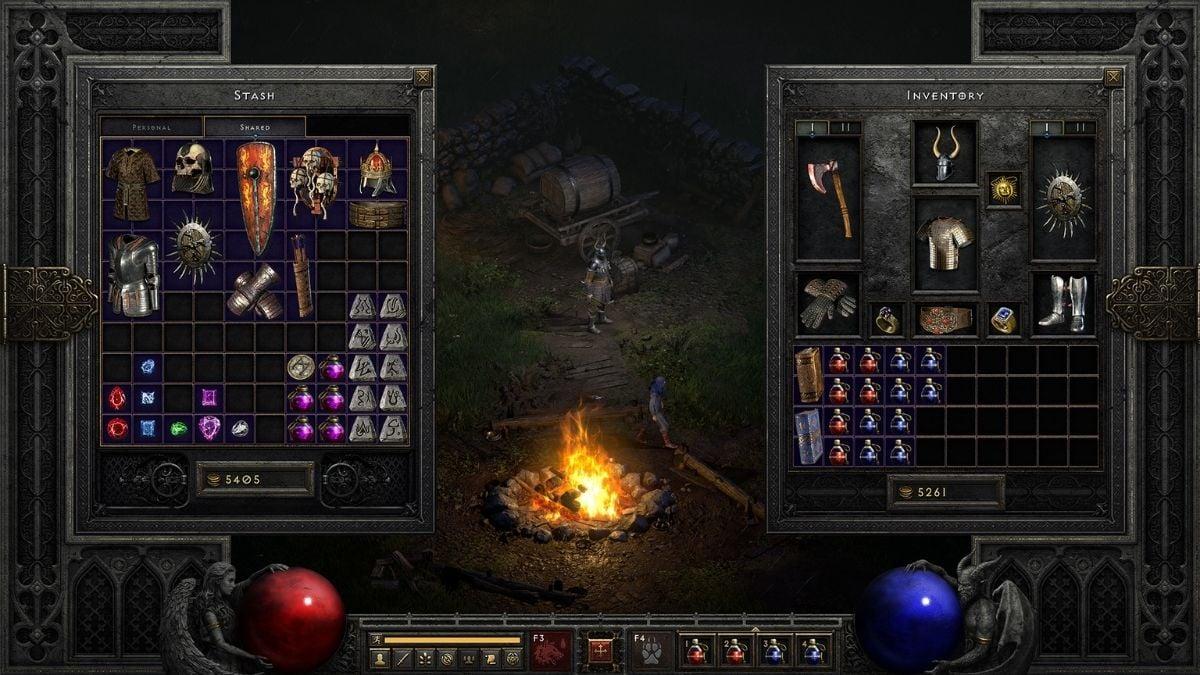 Best low-level runewords in Diablo 2: Resurrected - Gamepur