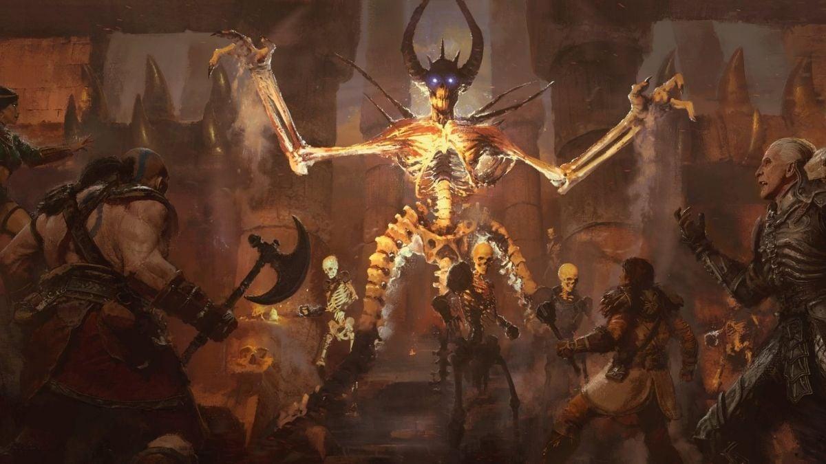 How ethereal items work in Diablo 2: Resurrected - Gamepur