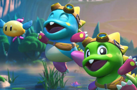What is the release date of Puzzle Bobble 3D?