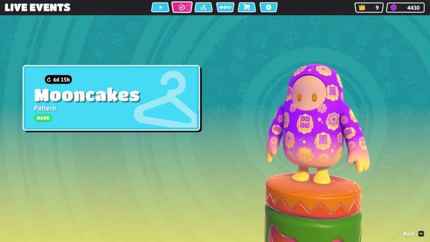 Mooncakes pattern