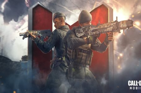 All epic characters and epic weapons in Call of Duty: Mobile Season 8