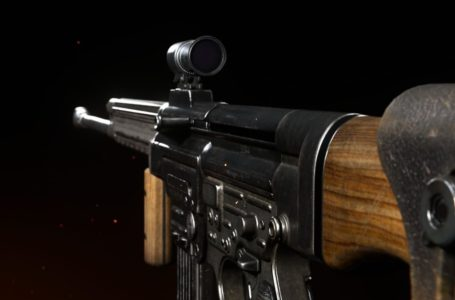 All available attachments for STG44 in Call of Duty: Vanguard