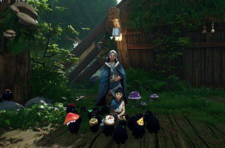 All Rusu Mountain Flower Shrine locations in Kena: Bridge of Spirits