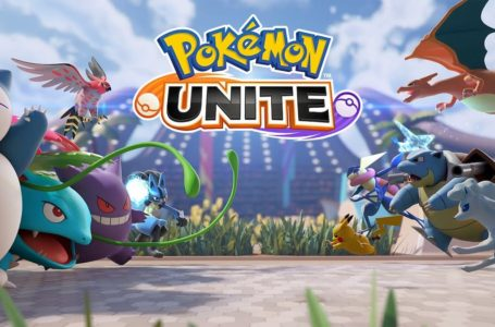Pokémon Unite mobile APK and OBB download links