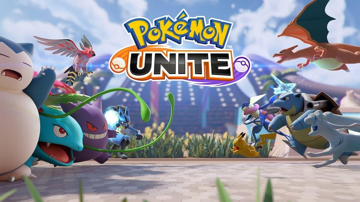 Pokemon Unite mobile APK OBB download links