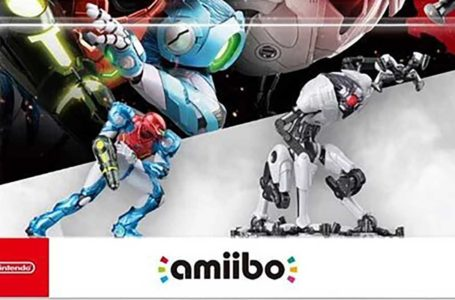 Nintendo delays Metroid Dread Amiibo 2-Pack in the UK and Europe by a month