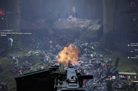 Tips to complete Holy Ground in World War Z: Aftermath