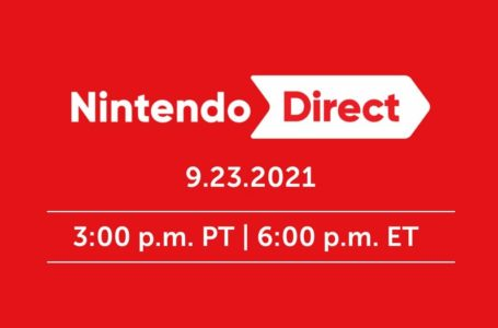 """A surprise Nintendo Direct is coming tomorrow, will cover Switch games """"launching this winter"""""""