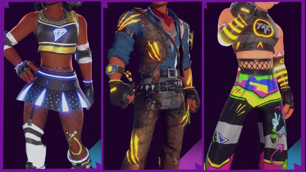 Best Outfits Knockout City