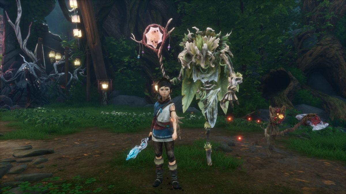 Kena-bridge-of-spirits-Forgotten-Forest-Mage-Boss-Guide