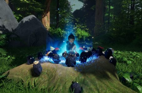 How to find the second Meditation Spot in the Forgotten Forest in Kena: Bridge of Spirits