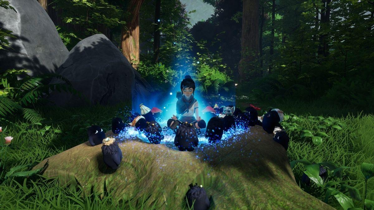 Kena-bridge-of-spirits-Forgotten-Forest-Second-Meditation-Spot-Location