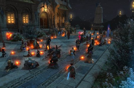 Final Fantasy XIV players hold in-game Vigils for late voice actor, Stephen Critchlow