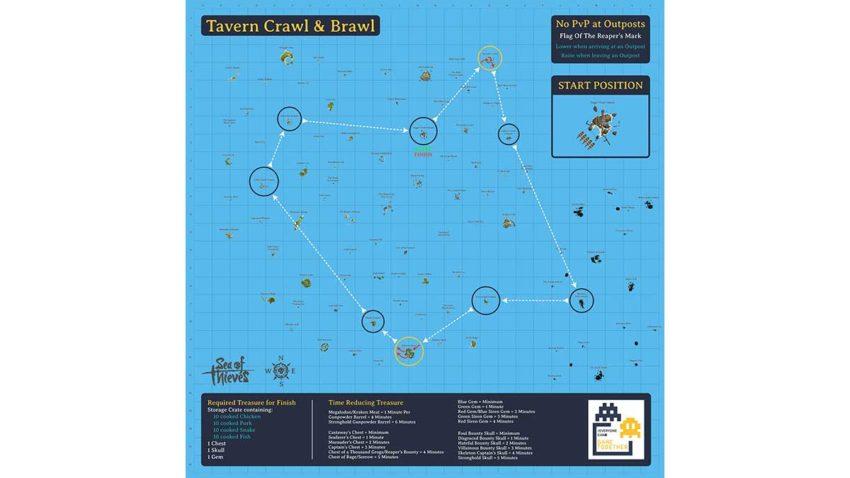 tavern-crawl-and-brawl-route-sea-of-thieves