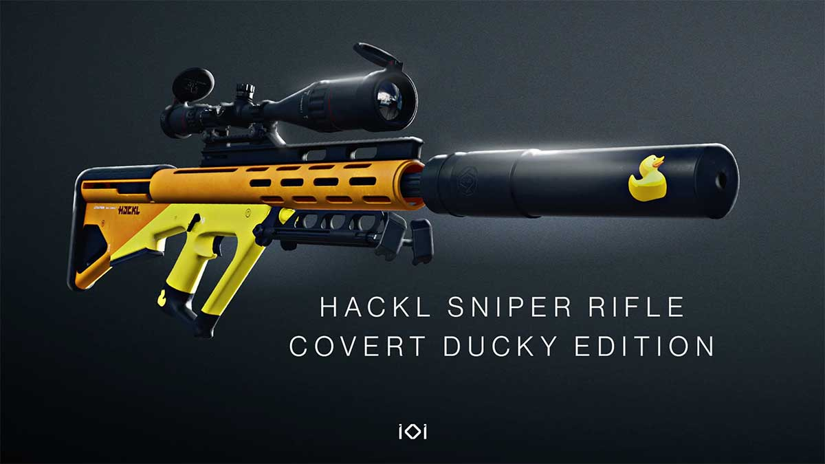 how-to-unlock-the-hackl-sniper-rifle-covert-ducky-edition-in-hitman-3