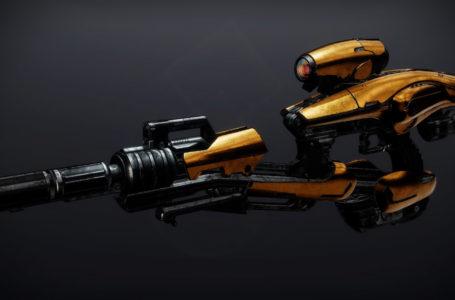 The best Vex Mythoclast build in Destiny 2
