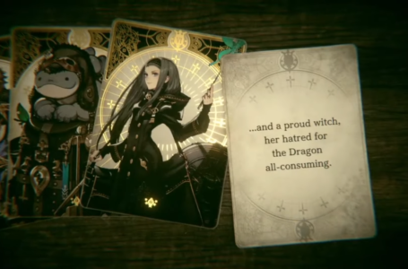 Voice of Cards: The Isle Dragon Roars is the next RPG from Yoko Taro