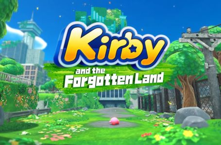Is Kirby and the Forgotten Land a 2D or 3D game?