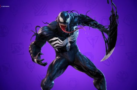 Venom and Tom Hardy are leaked as future Fortnite crossover skins