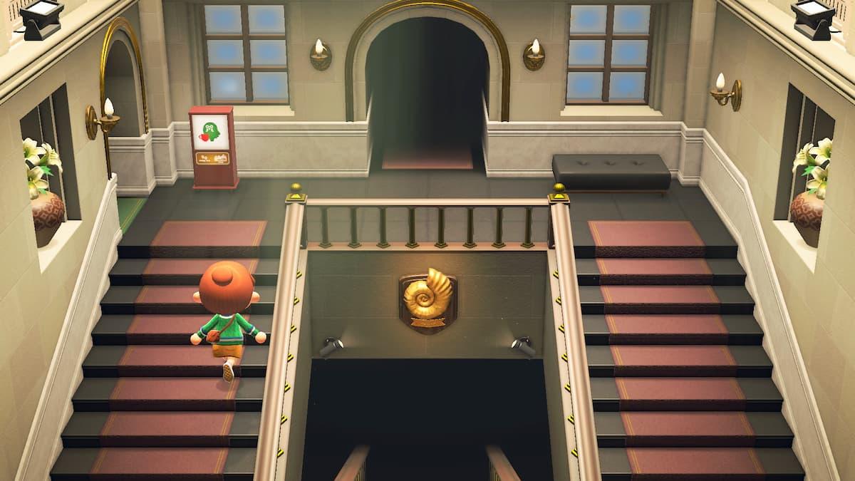 Animal Crossing: New Horizons Brewster